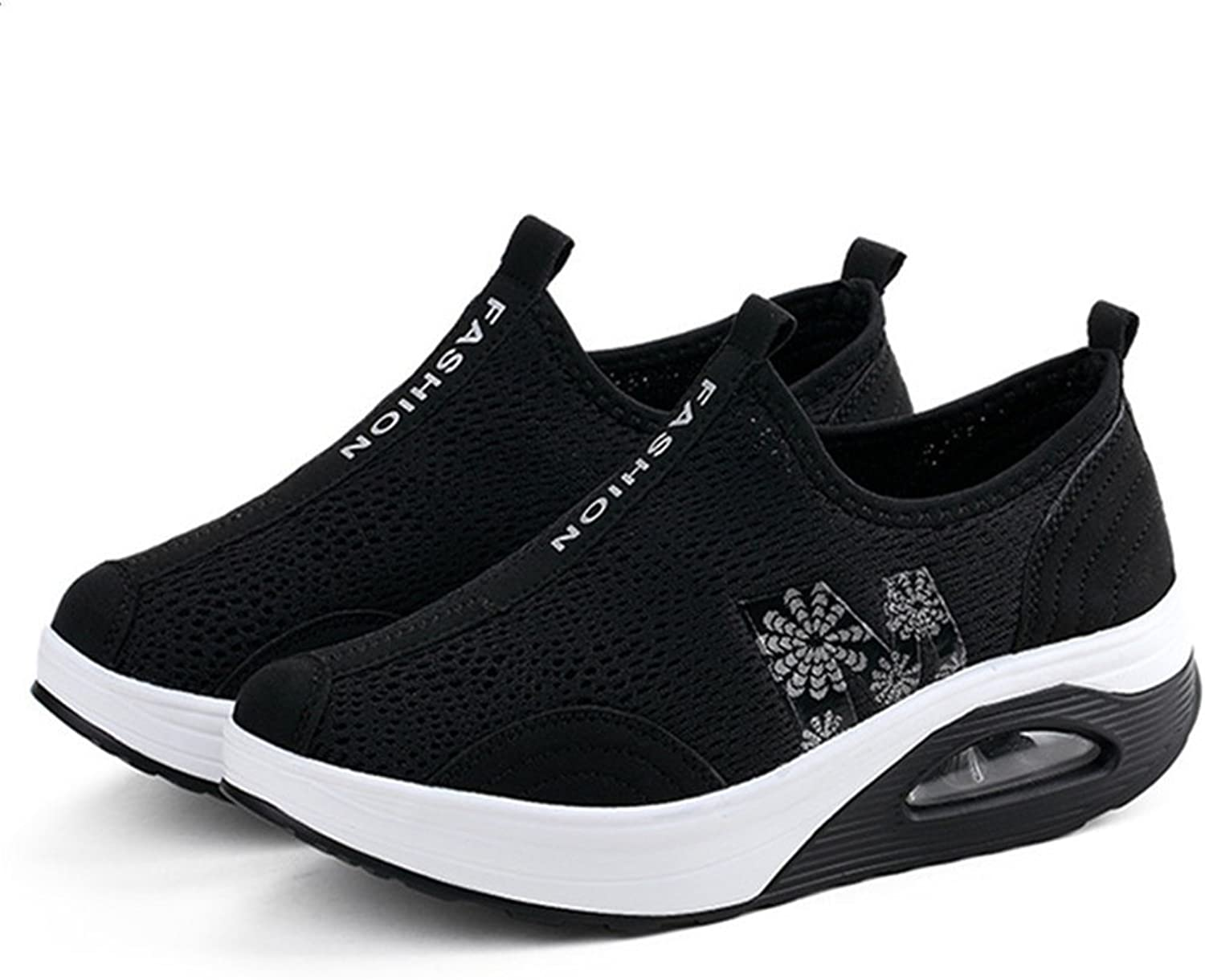 Women Platform Slip On Comfort Loafers Sneakers Driving shoes