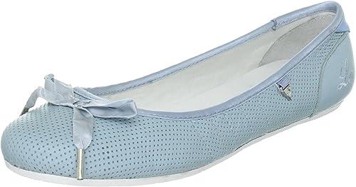 Le coq Sportif HYERES Powder Ballerina 9QQ 01040694.9QQ - zapatos de Lona para mujer
