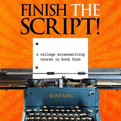 Finish the Script! audiobook cover art