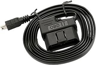 Sharplace Diagnostique Connecteur C/âble Adaptateur 19Pin /à 16Pin C/âble Dadaptateur