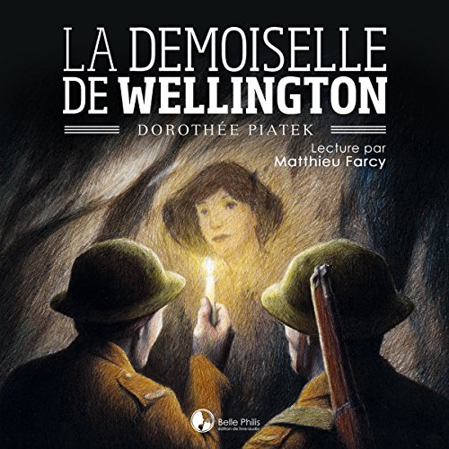Couverture de La demoiselle de Wellington