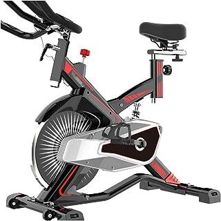 MGIZLJJ Exercise Bikes,Indoor Cycling Bike,Stationary Bike,Peloton Exercise Bike,Cardio Training,Training Home Fitness Wor...