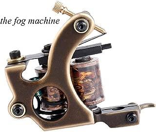 Color : M683-2 red QQYTS Tattoo Equipment Aluminum Motor Machine Secant Fog Machine Eccentric Beauty Tool Set