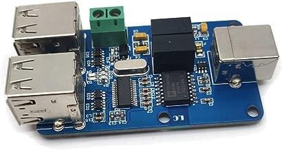 USB to USB Isolator Module Audio Noise Eliminator Industrial Isolator Protection