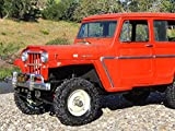 How to Swap a Barn-Find Willys Jeep Wagon Onto a Wrangler YJ Chassis