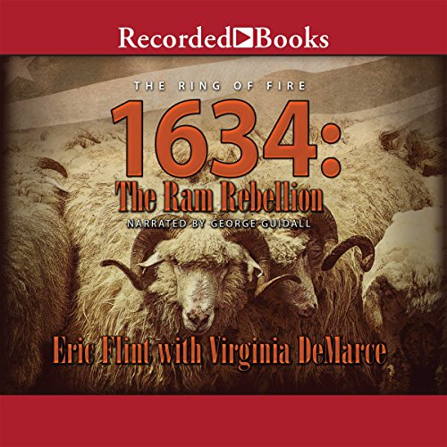 1634: The Ram Rebellion audiobook cover art