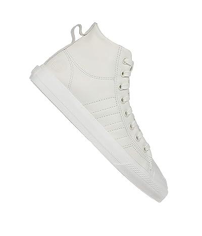 adidas Originals Nizza Hi RF (Off-White/Off-White/Off-White) Men