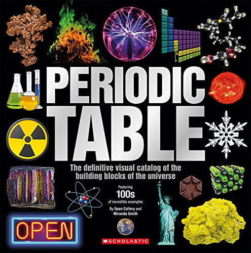 The Periodic Table (Hardcover)  $12 at Amazon