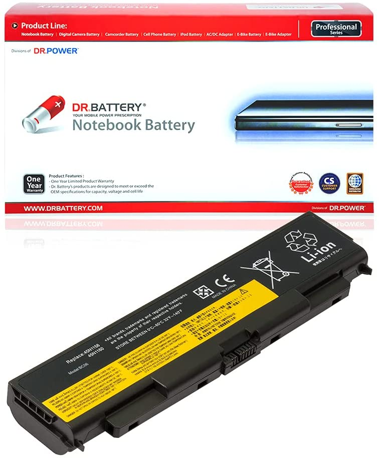 DR. Limited price sale BATTERY ThinkPad T440p Laptop with Battery L440 Brand Cheap Sale Venue W Compatible