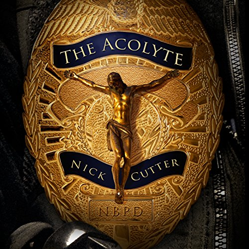 The Acolyte audiobook cover art