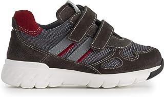 NeroGiardini A923731M Sneaker Kids Niño De Piel, Ante Y Tela