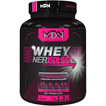 MDN Wheyner Isolate (Chocolate) 3lbs