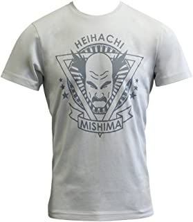 Official Heihachi Mishima T Shirt