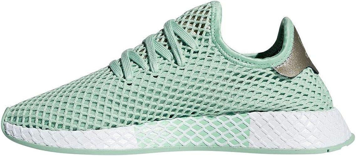 adidas Originals Baskets Deerupt Runner Vert Femme,Vert,37 1/3 EU ...