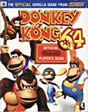 Donkey Kong 64 Player's Guide (The Official Guide from Nintendo)