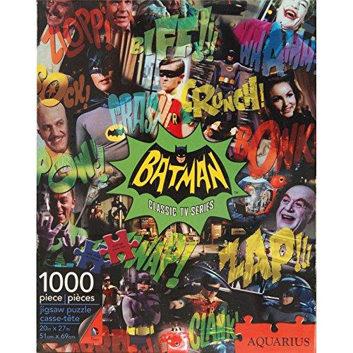 Aquarius Batman Classic TV Serie 1000PC Puzzle