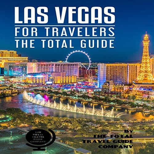 『Las Vegas for Travelers: The Total Guide』のカバーアート