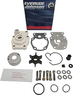 Evinrude/Johnson/OMC OEM Water Pump Impeller & Housing Kit 393630; 0393630