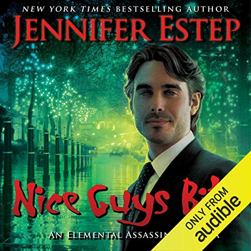 Nice Guys Bite audiobook cover art