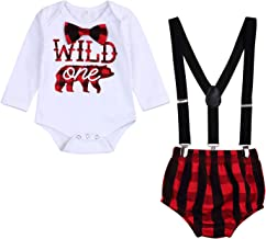 wild one smash cake outfit