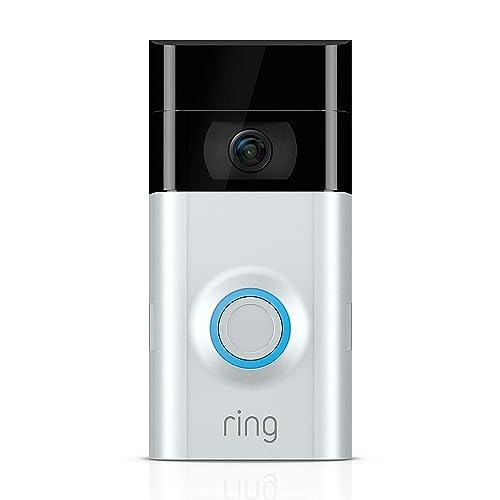 Proxinova WiFi vidéo sonnette-Caméra sonnette Smart Sonnette Ring Sonnette