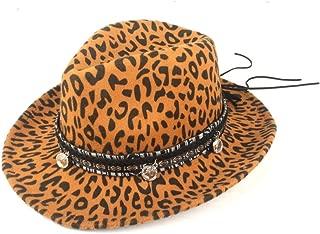 Fedora Cap Men's Women's Winter Autumn Fedora Hat Wool Polyester Top Jazz Hat Hat Knight Hat Gift Felt hat (Color : Yellow, Size : 56-58cm)
