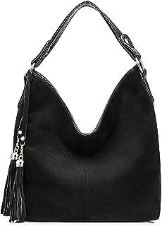 Designer Handbag For Women Large Tote Bag Female Solid Nubuck Leather Shoulder Crossbody Bag Ladies Messenger Bags