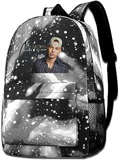 Kane WWE Backpack Shoulder travel Student bag Rucksack  !a