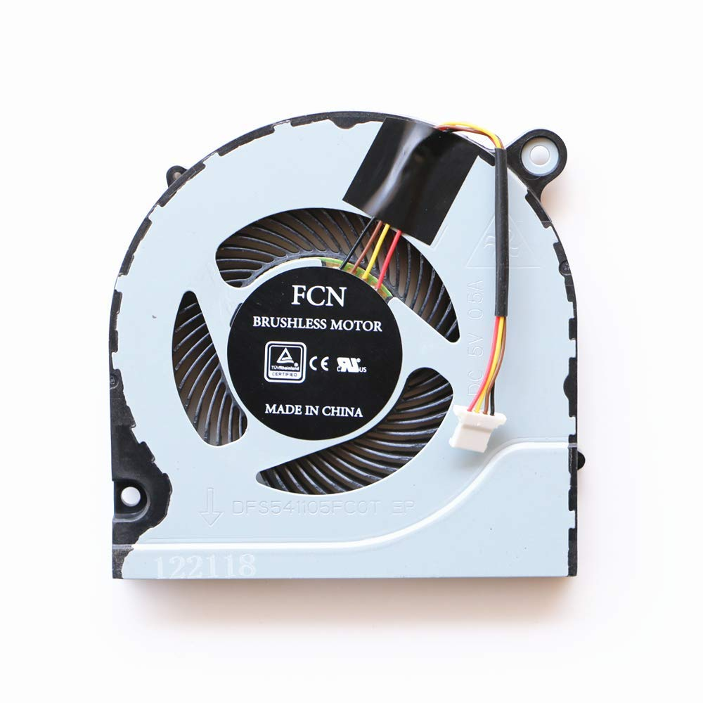 Replacement CPU Cooling Fan for Arlington Mall ACER 300 Helios Predator G3-571 Inexpensive