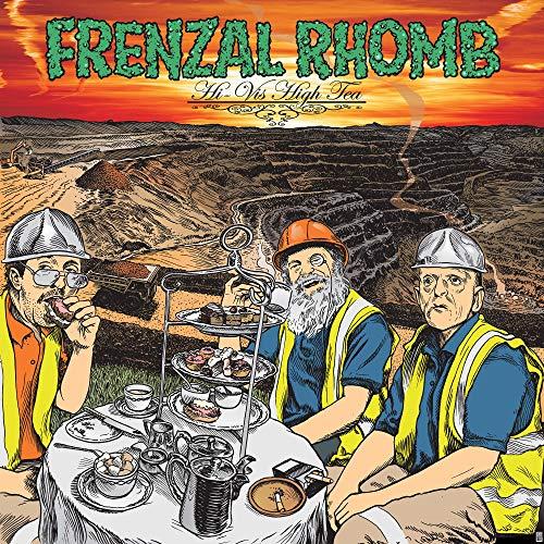 Frenzel Rhomb - Hi-Vis High Tea