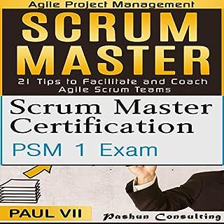 Scrum Master Box Set audiobook cover art