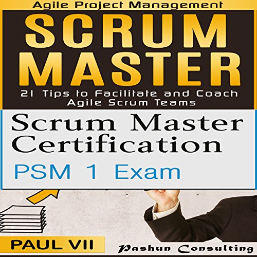 Scrum Master Box Set cover art