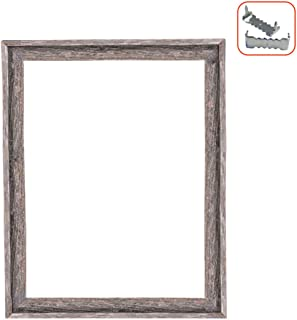 BarnwoodUSA Rustic Farmhouse Open Signature Picture Frame - Our 22x28 Open Picture Frame can be Used for DIY Projects | Crafted from 100% Recycled and Reclaimed Wood | No Assembly Required