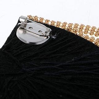 Generic 2 Pairs Party Tassel Chain Epaulet Shoulder Boards Badge