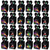 Paquete de 24 Cajas de Fiesta Bolsas de cumpleaños Among Us Cajas de Caramelo Tema Reutilizable Bolsas de Fiesta Bolsas para Cumpleaños Niños la Fiesta Favorece la Bolsa para Fiesta de Cumpleaños