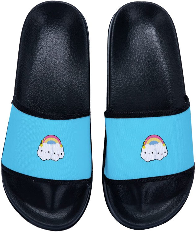 Chad gold Sandals for Women Beach Sandals Anti-Slip Bath Slippers Shower shoes Indoor Floor Slipper