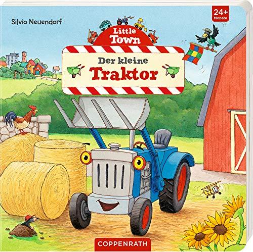 Little Town: Der kleine Traktor