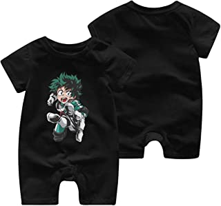 Unisex Baby Round Neck Long-Sleeve Pure Color Climbing Clothes Best Dad Crawling Suit
