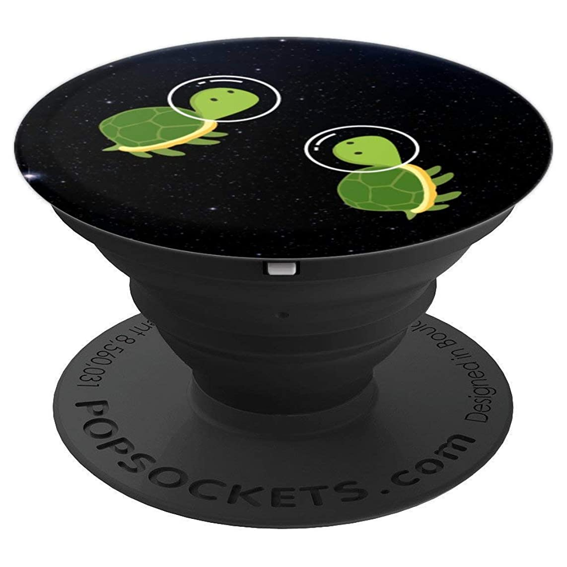 Cute Space Turtle Turtoise Galaxy - PopSockets Grip and Stand for Phones and Tablets
