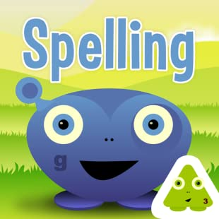 Squeebles Spelling Test