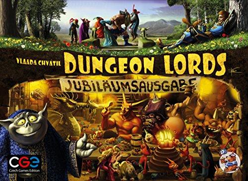 Dungeon Lords Jubiläumsausgabe deutsche Version