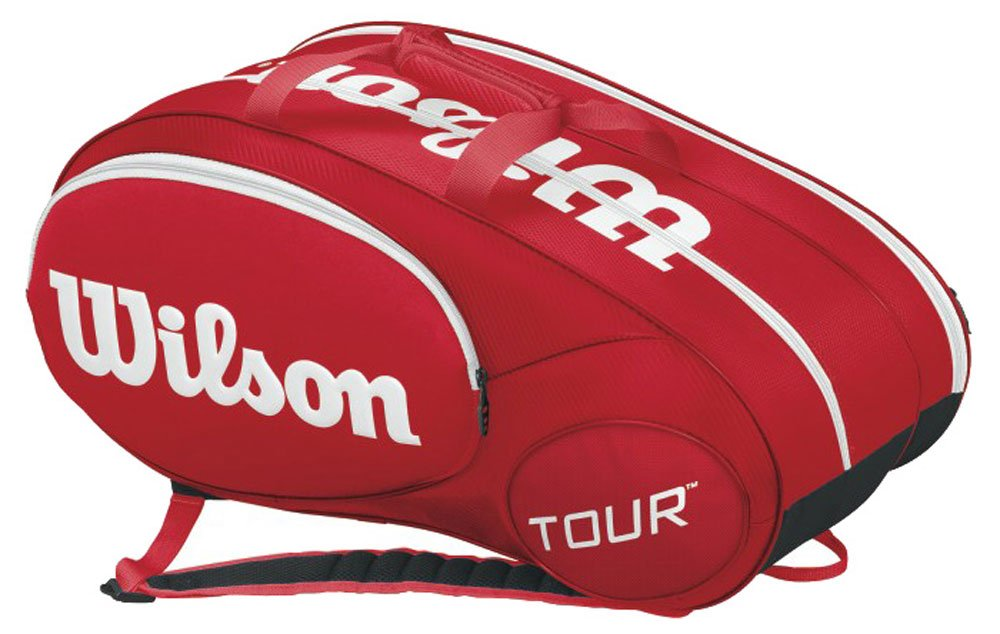 Wilson Mini Tour Racquet Bag (Holds up to 6 Racquets)