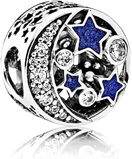Charm Vintage Night Sky, 791992CZ