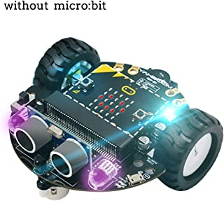 Yahboom Robot Kit for Micro:bit to Learn Programming STEM Education Car for Kids(Without Micro:bit)