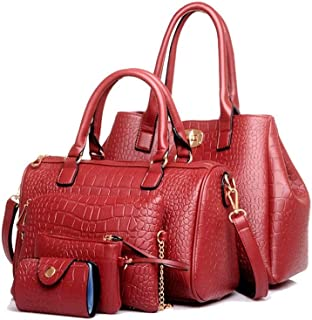 Handbags For Women 5-piece Women's Bag Shoulder Portable Diagonal Big Bag