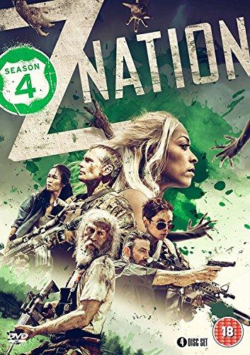 Z Nation Season 4 [DVD]