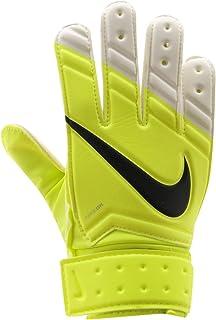 Nike Unisex Goalkeeper (GK) Classic Soccer Gloves-Volt/White