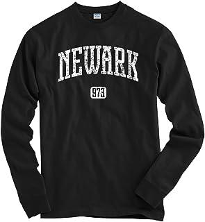 Smash Transit Men`s Newark 973 Long Sleeve T-Shirt