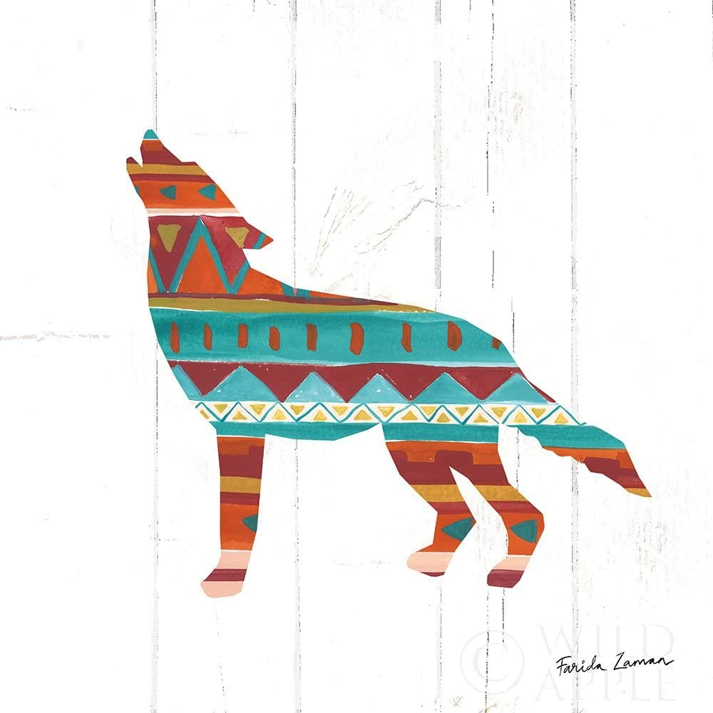 Posterazzi Collection Southwestern Vibes Vi by Long-awaited Print Fari Super special price Poster