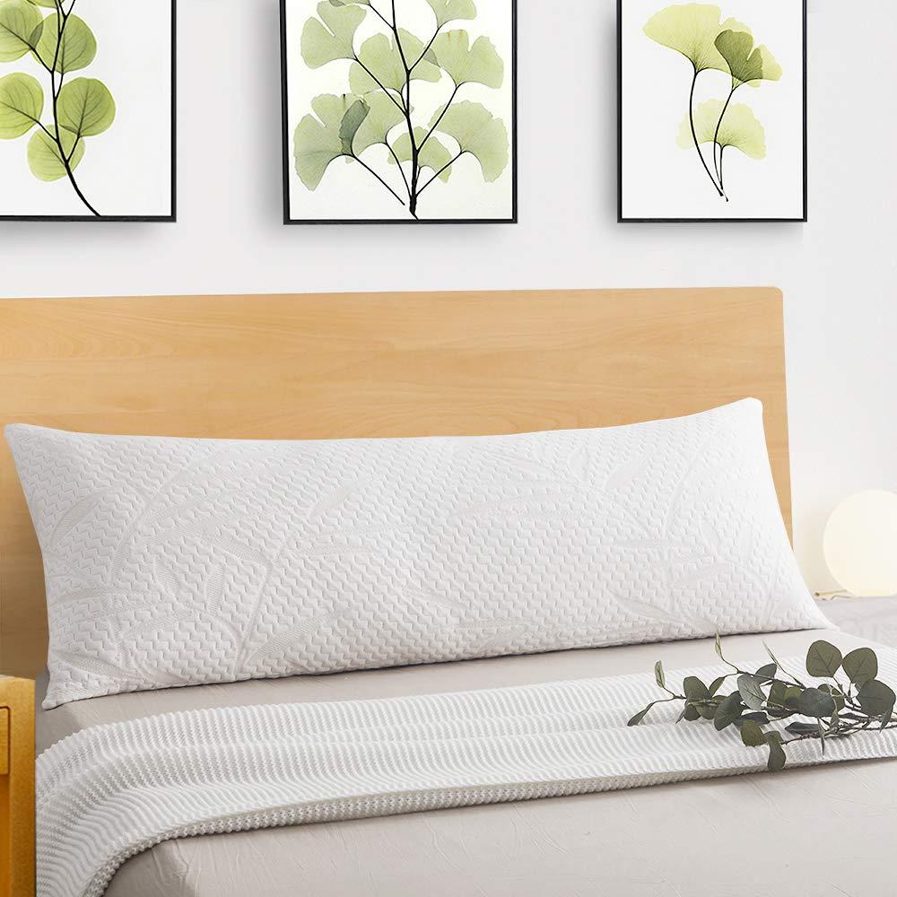 Ubauba Pillows Adults Memory Sleepers